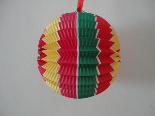 西瓜纸灯笼